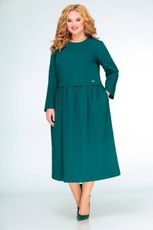 платье Swallow 407 зеленый