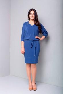 платье Nalina 4301 деним