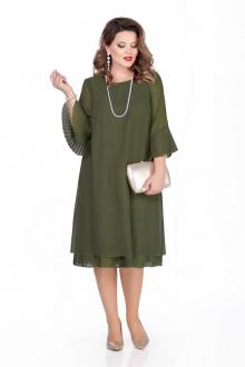 платье TEZA 250 олива