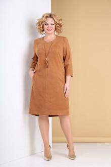 платье Tensi 318 карамель
