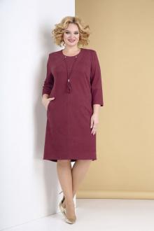 платье Tensi 318 винный