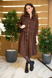 Anastasiya Mak 938 коричневый