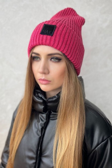 шапка Favorini 31080 розовый