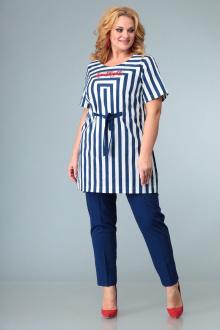 блуза,  брюки Арита-Denissa 1357