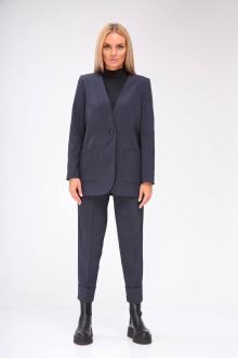 брюки,  жакет Vilena 740 графит
