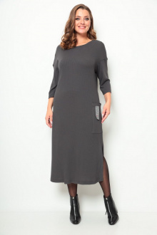 платье Michel chic 2071 графит