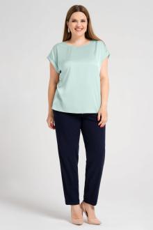 блуза Панда 459343 мятный