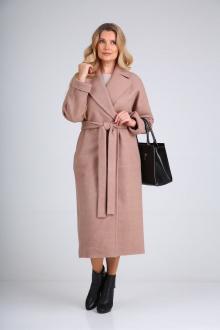 пальто SandyNa 130604 капучино