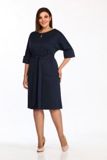 платье Lady Style Classic 1527/7 синий