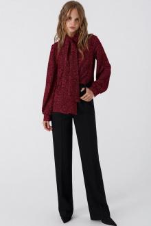 Блуза PiRS 1648 красный