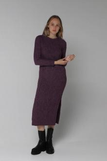 Платье Romgil 173ТЗ фиолетовый