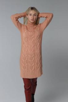 Платье Romgil 299ТЗ светло-коралловый