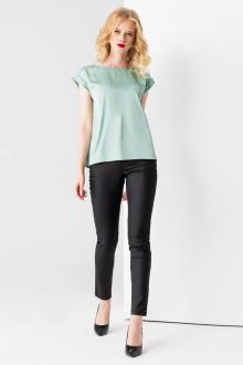 Блуза Панда 459340 мятный