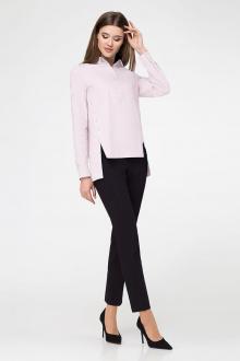 Блуза Панда 393340 светло-розовый