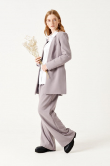 Женский костюм ELLETTO LIFE 5165 серый