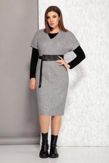 Комплект Karina deLux М-9934 серый-черный