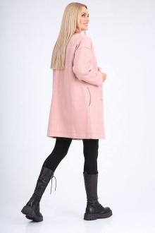 Полупальто Ollsy 2055 розовый