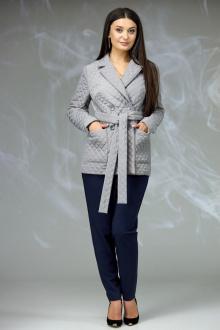 Жакет Angelina & Сompany 618 серый