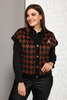 Комплект Karina deLux М-9936К коричнево-черный