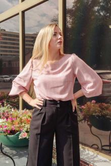 Блуза Arisha 2037 пудрово-розовый