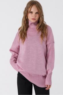свитер PiRS 1985 светло-розовый