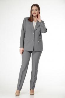 Женский костюм ELITE MODA 4222/2903 серый