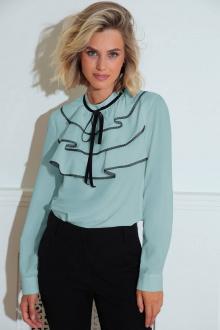 Блуза LeNata 11218 мята