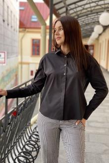 Рубашка S.O.L O Me 940 черный