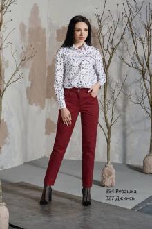 Брюки NiV NiV fashion 827