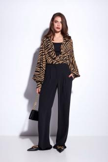 Блуза Favorini 31861 бежевый