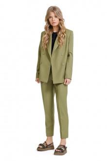 Женский костюм PiRS 1331 хаки