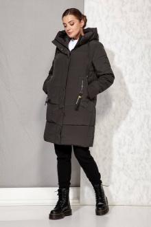 Пальто Beautiful&Free 4070 хаки