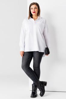 Блуза Панда 67840z белый