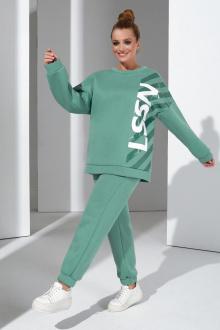брюки,  свитшот Lissana 4413