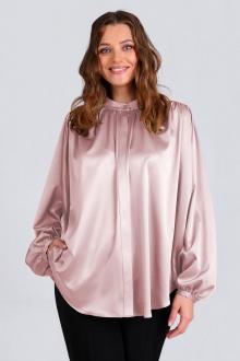 Блуза Таир-Гранд 62366 пудра