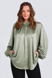 Блуза Таир-Гранд 62366 оливковый