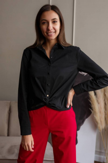 Блуза Madech 212288 черный