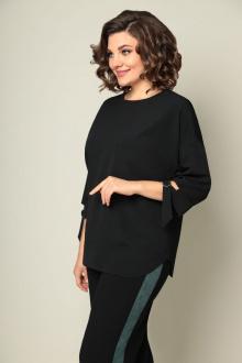 Блуза VOLNA 1216 черный