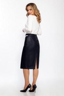 юбка Dilana VIP 1819 баклажан