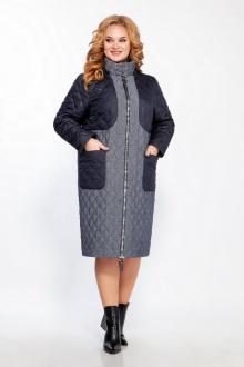 пальто LaKona 1430 синий