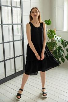 платье Ivera 1023 черный