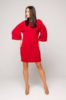 платье Ivera 1051 бордо