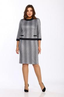 Lady Style Classic 1505/1 серый_черный