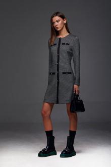 Andrea Fashion AF-191 серый