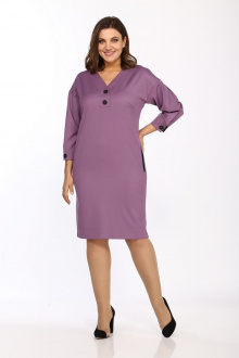 Платье Lady Style Classic 2450 лаванда
