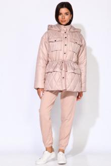 куртка Faufilure С552 розовый