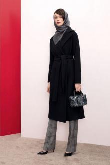 Пальто Nelva 0027 черный