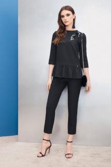 Блуза Nelva 21637 черный