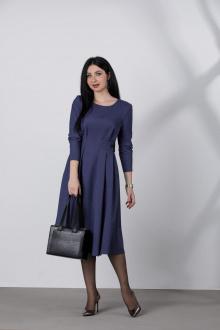 Платье ElPaiz NEW 705 синий
