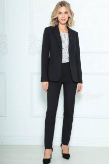 Женский костюм LeNata 31796 черный